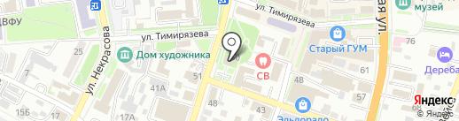 Amnesia на карте Уссурийска