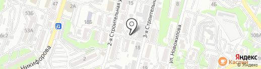 Мелон на карте Владивостока
