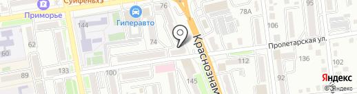 Beauty Studio L на карте Уссурийска