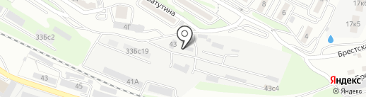 АкваМарин на карте Владивостока