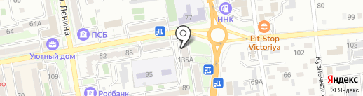 Bonjour на карте Уссурийска