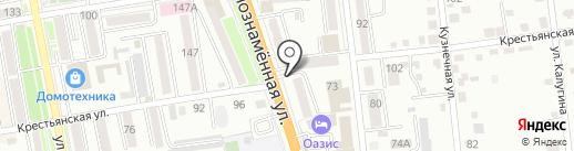 BUENO на карте Уссурийска