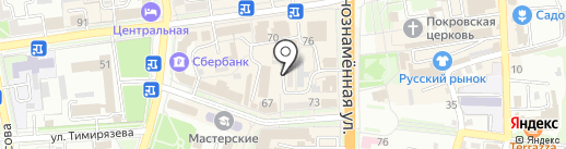 Своя Мафия на карте Уссурийска