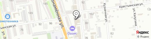 Сказка на карте Уссурийска