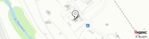 Спецстройсервис на карте Уссурийска