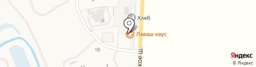 Лаваш Хаус на карте Воздвиженки
