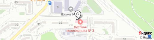 Союз-Торг на карте Владивостока
