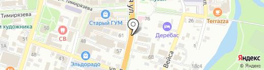 ФасадСтрой на карте Уссурийска