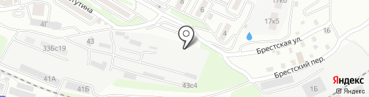 Автомагазин 100% на карте Владивостока