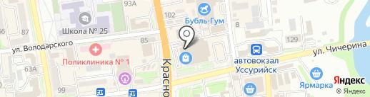 Shop Style на карте Уссурийска