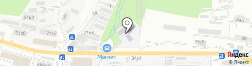 Da_Wings на карте Владивостока
