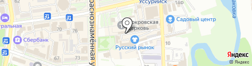 Lingerie на карте Уссурийска