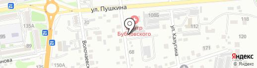 ПРИМАВТОДОР КГП УССУРИЙСКИЙ ФИЛИАЛ на карте Уссурийска