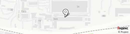 А ГРУПП на карте Владивостока