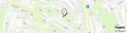 Наш маркет на карте Владивостока