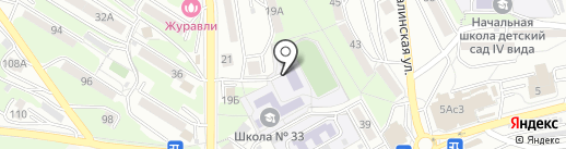 Владивостокская городская общественная организация киокусинкай каратэ-до на карте Владивостока