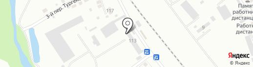 StikerMan на карте Уссурийска