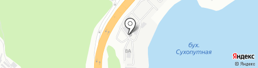 Филток-2 на карте Владивостока