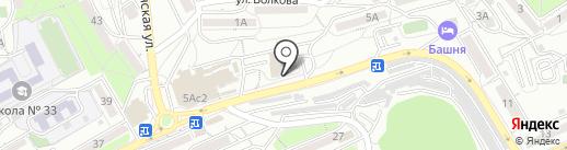 Sport Room на карте Владивостока