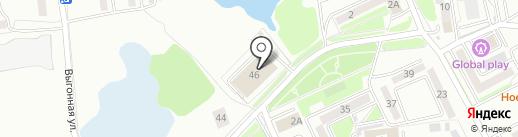 Fresh auto на карте Уссурийска