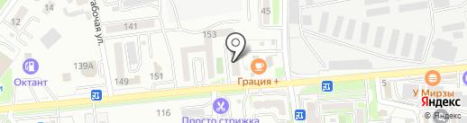 Фотоштаб на карте Уссурийска