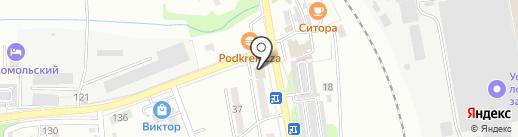 EvroLed на карте Уссурийска