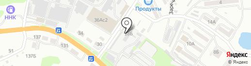 Макс на карте Уссурийска