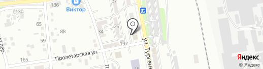 ГлавМонтажОбъединение на карте Уссурийска