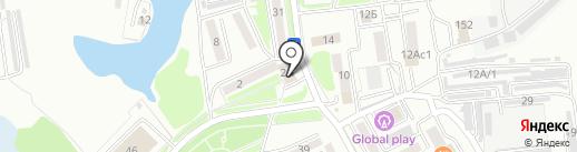 МодаЛиза на карте Уссурийска