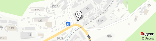 ГСК Метизы на карте Владивостока