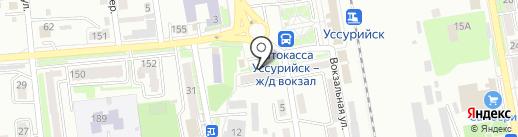 Ломбард Перспектива на карте Уссурийска