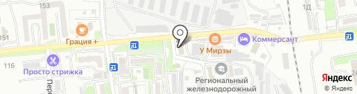 Юридическая компания на карте Уссурийска