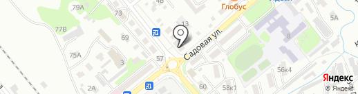 Вафли-бум на карте Уссурийска