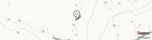 Минимаркет на карте Вольно-Надеждинского