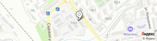 TOP сервис на карте Уссурийска