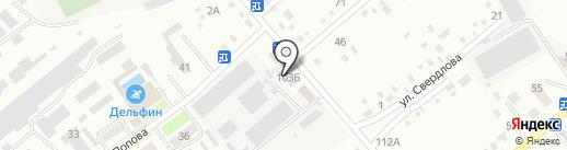 Промтехмонтаж на карте Уссурийска