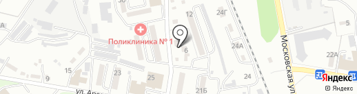 Frangipani на карте Уссурийска