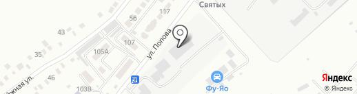 ПриморВторЧермет на карте Уссурийска