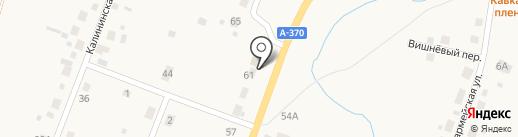 Магазин на карте Михайловки