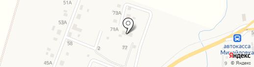 Память на карте Михайловки