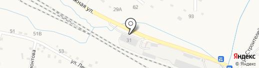 Агротрейд на карте Вольно-Надеждинского