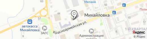 Laby luck на карте Михайловки