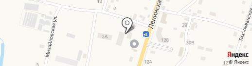 Магазин строительных материалов на карте Михайловки