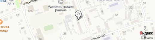 Учреждение культуры Михайловского сельского поселения на карте Михайловки