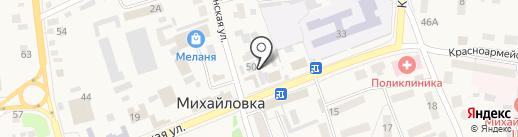 Трикотаж для вас на карте Михайловки