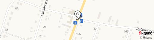 Магазин автозапчастей на карте Михайловки