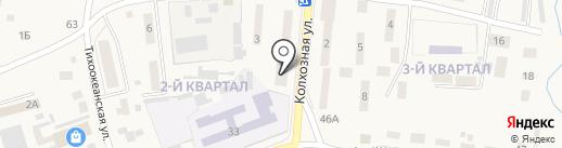 NPS на карте Михайловки
