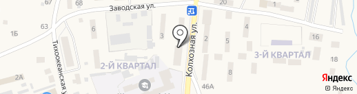 Амелия парикмахерская на карте Михайловки