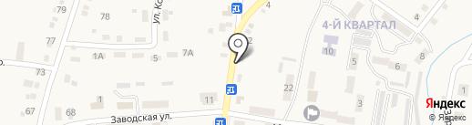 Яна Плюс на карте Михайловки