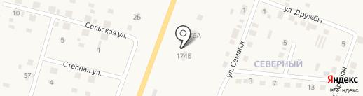ВМК на карте Михайловки